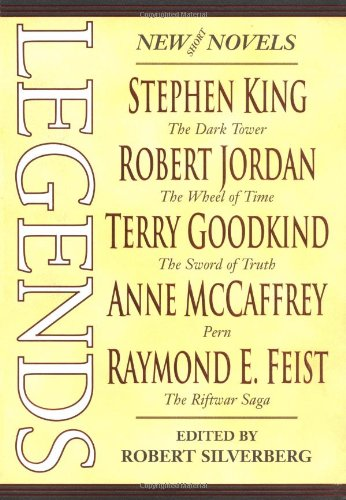 9780312867874: Legends: Short Novels by the Masters of Modern Fantasy