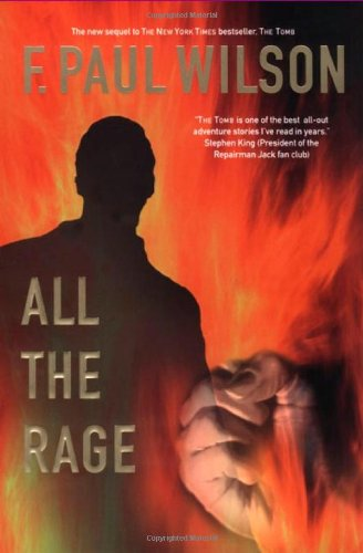 9780312867966: All the Rage (Repairman Jack)