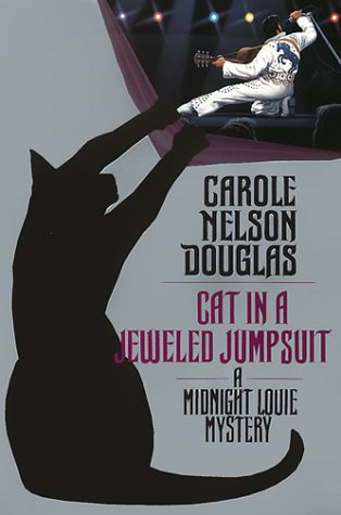 Cat in a Jeweled Jumpsuit (SIGNED): Douglas, Carole Nelson