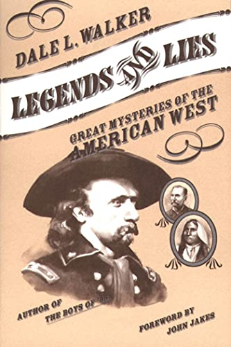 9780312868482: Legends and Lies: Great Mysteries of the American West
