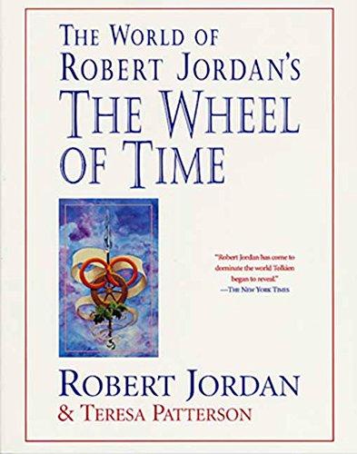 9780312869366: The World of Robert Jordan's The Wheel of Time