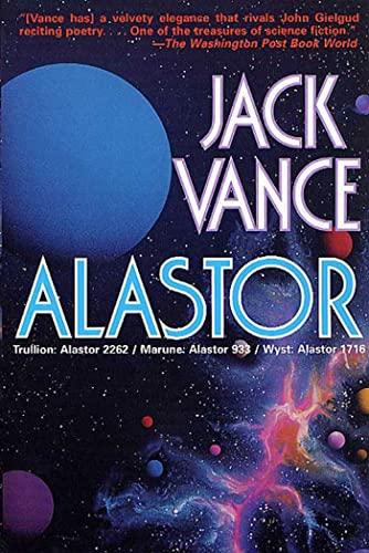 9780312869526: Alastor