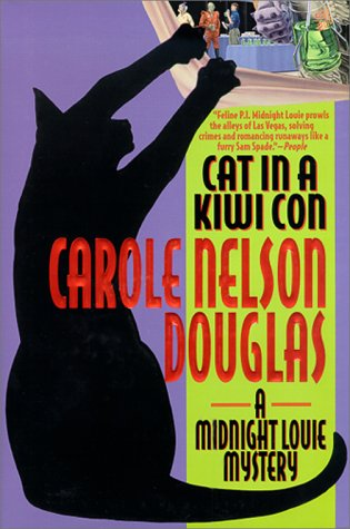 Cat in a Kiwi Con: A Midnight Louie Mystery: Douglas, Carole Nelson
