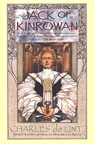 9780312869595: Jack of Kinrowan