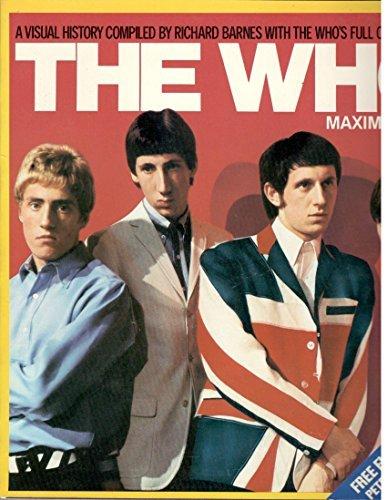 9780312869892: The Who: Maximum R & B