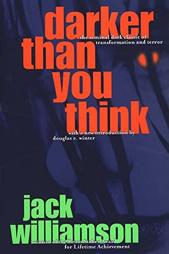 9780312869922: Darker Than You Think