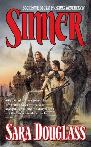 9780312870461: Sinner: The Wayfarer Redemption