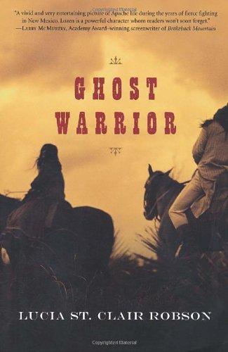 Ghost Warrior: LUCIA ST. ROBSON CLAIR