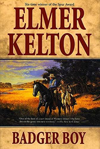 BADGER BOY: Kelton, Elmer