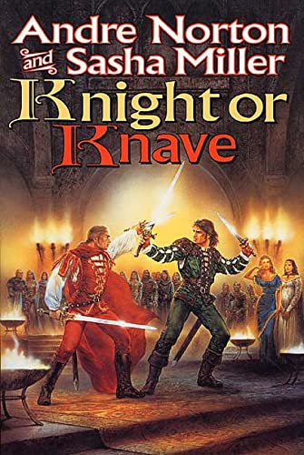 9780312873370: Knight or Knave (The Cycle of Oak, Yew, Ash, and Rowan; Book 2)
