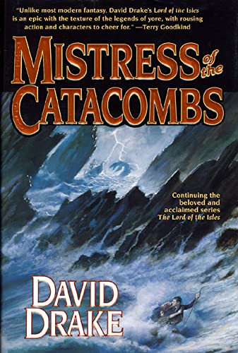 Mistress of the Catacombs: Drake, David