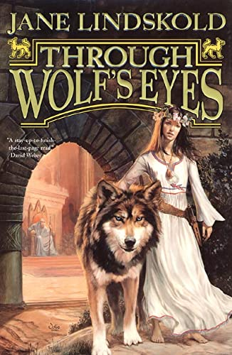 9780312874278: Through Wolf's Eyes