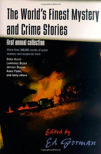 The World's Finest Mystery And Crime Stories First Annual Collection