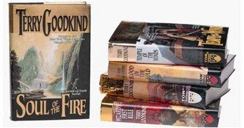 9780312875039: The Sword of Truth Gift Set, Books 1-5