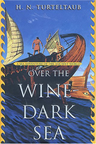 9780312876609: Over the Wine-Dark Sea