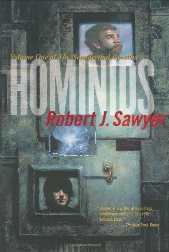 9780312876920: Hominids (Neanderthal Parallax)