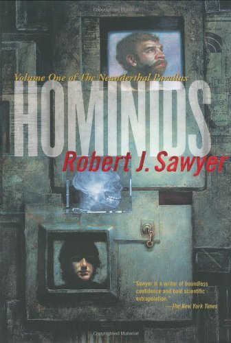 The Neanderthal Parallax. Hominids. {2002/SIGNED.}, Humans. { 2003/ SIGNED}, Hybrids. { 2003/ SIG...