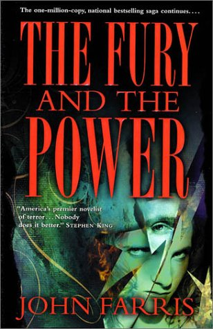 9780312877286: The Fury and the Power (Farris, John)