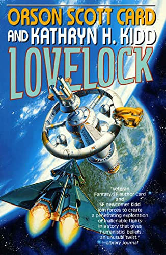 Lovelock (The Mayflower Trilogy Book 1): Orson Scott Card,