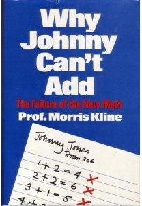 why johnny cant fail summary Americans want quality education, but when lower grades and higher failure rates reach their own children's classes, they rebel and schools relent americans hate public education because standards are low but love their local schools because their children perform so well there.