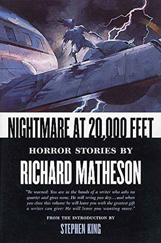 9780312878276: Nightmare At 20,000 Feet: Horror Stories By Richard Matheson