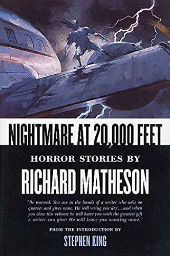 9780312878276: Nightmare at 20,000 Feet: Horror Stories
