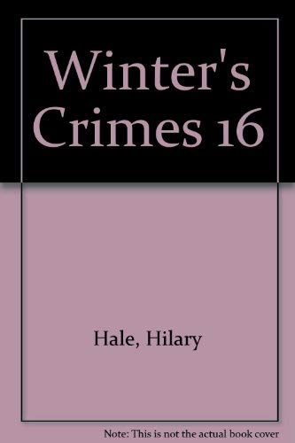 9780312882433: Winter's Crimes 16