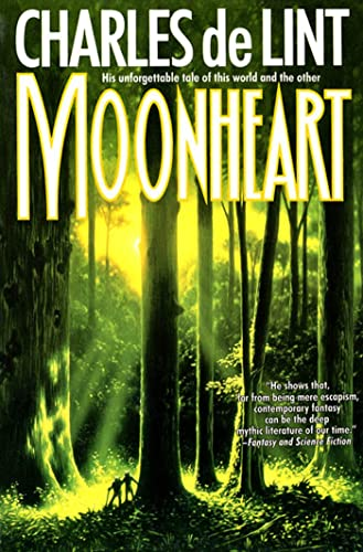 9780312890049: Moonheart