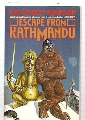 9780312890063: Escape from Kathmandu