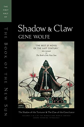 9780312890179: Shadow & Claw: The First Half of the Book of the New Sun : The Shadow of the Torturer/the Claw of the Conciliator