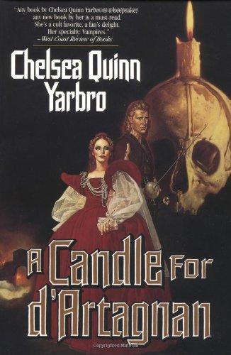 9780312890193: A Candle for d'Artagnan