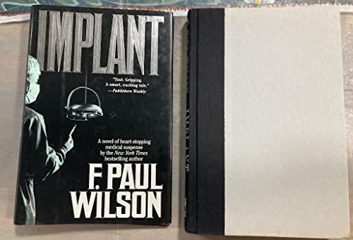 IMPLANT: F. Paul Wilson
