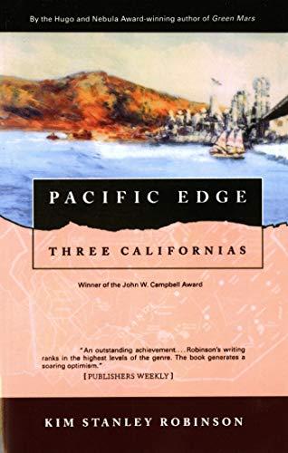 9780312890384: Pacific Edge (Three Californias)