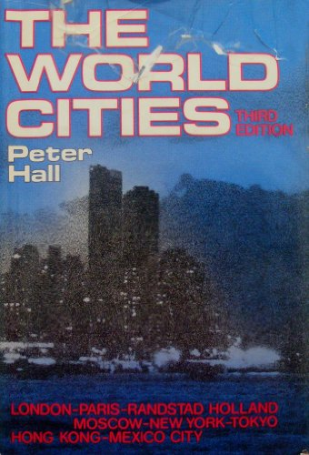 9780312890438: The World Cities