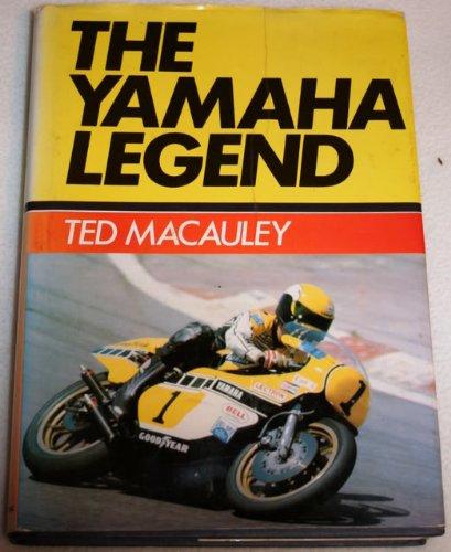 Yamaha Legend (0312896093) by Ted MacAuley
