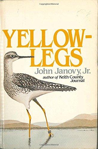 Yellow-Legs (Yellowlegs): Janovy, John Jr.