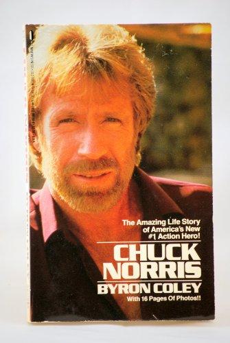 Chuck Norris: Byron Coley