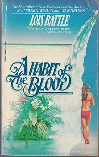 9780312905828: A Habit of the Blood