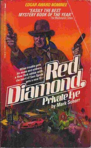 9780312906573: Red Diamond, Private Eye
