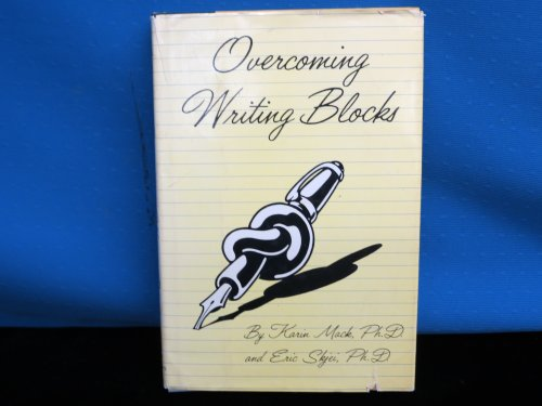 Overcoming writing blocks: Karin Mack