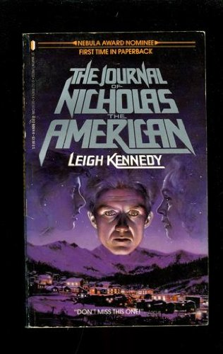 9780312909741: The Journal of Nicholas the American