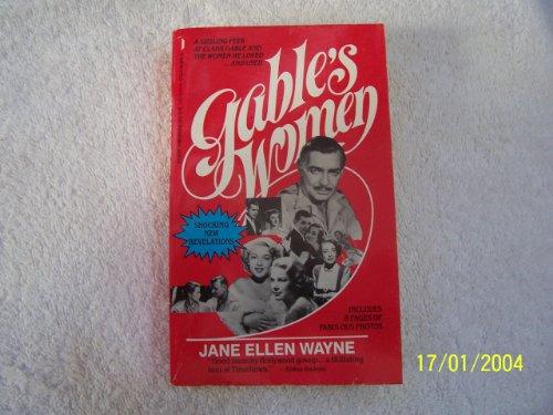 9780312911089: Gable's Women
