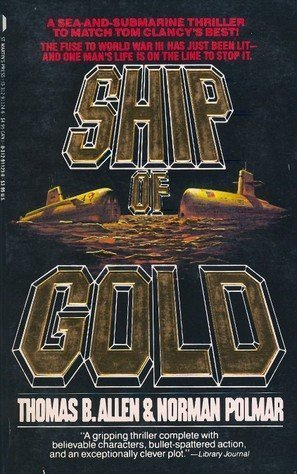 9780312911232: Ship of Gold