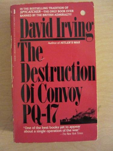 9780312911522: Destruction of Convoy Pq-17