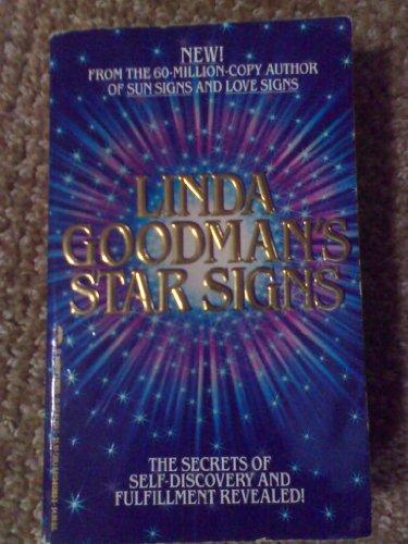 9780312912635: Title: Linda Goodmans Star Signs