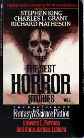 9780312914998: The Best Horror Stories from the Magazines of Fantasy & Science Fiction (Vol. 1)