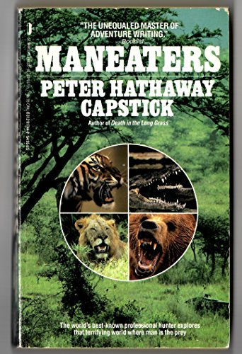 9780312917449: Maneaters