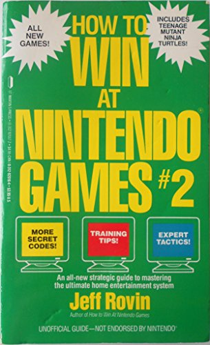 9780312920166: How to Win at Nintendo Games 2