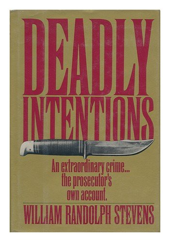 9780312921279: Deadly Intentions