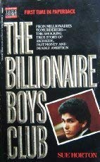 9780312922320: The Billionaire Boys Club